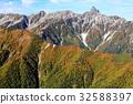 야리가타케, 단풍, 가을 산 32588397