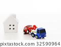 로드 서비스 고장 차량 자동차 견인 견인차 고장 차량 32590964