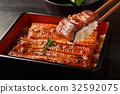 鱔魚 噴鼻蒲燒烤 烤鰻 32592075