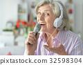 年長 老人 女性 32598304