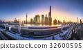 Shanghai skyline cityscape 32600595