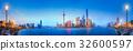 Shanghai skyline cityscape 32600597