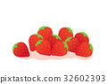 strawberries, strawberry, spring 32602393