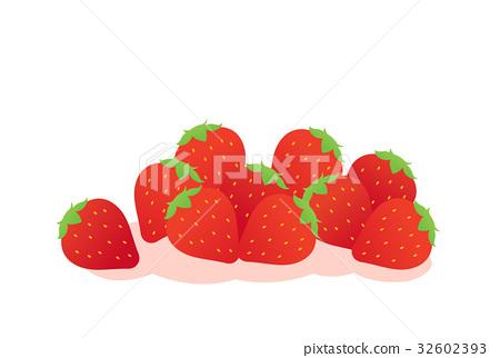 草莓 春天 春 32602393