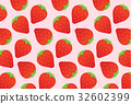 strawberries, strawberry, spring 32602399