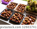 Fresh chestnuts 32603741