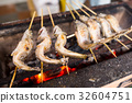 Grilled fish at street 32604751