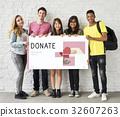 community, service, donation 32607263