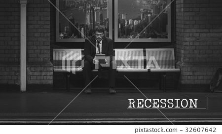 Depressed Hopeless Recession Stressed Sadness 32607642