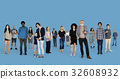 diversity, people, standing 32608932