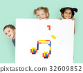 8 bit illustration of musical note media entertainment 32609852