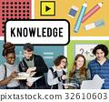 Math Formula Calculation Education Graphic 32610603