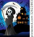 Grim reaper theme image 7 32622863