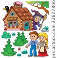 Hansel and Gretel theme set 1 32622866