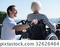 Kind genuine man entertaining mature disabled 32626464