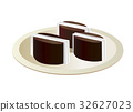 dish, sweetened jelly bean paste, confectionery 32627023