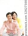 미들 수석 부부, 커플 건강, 행복, 행복 이미지 32627300