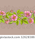 flower, vector, wild 32628386