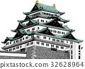 nagoya castle, meijo, meijou 32628964