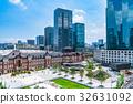 tokyo, tokyo station, City View 32631092