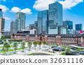 東京站·城市景觀 32631116