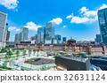 東京站·城市景觀 32631124
