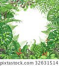 Tropical Plants  Frame 32631514