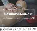 CPR Training Demonstration Class Emergency Life Rescue 32638191