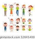 家庭(全身·上半身·套裝) 32645400