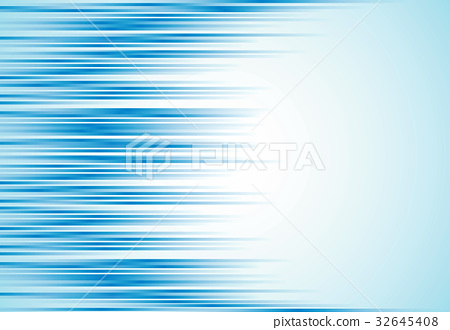 Abstract business horizontal striped blue line 32645408