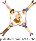 圍繞著寶寶的三代家庭 32645765