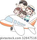 air, plane, airplane 32647516