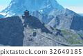 Sun temple - Buddhist shrine in the Himalayas 3d 32649185