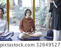 坐禪 冥想 僧侶 32649527
