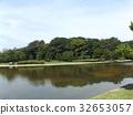 池塘 咸水湖 水 32653057