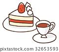 脆餅 蛋糕 草莓游擊手 32653593