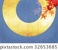 背景 日式 枫树 32653685