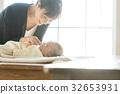 正在工作的母親 職業母親 職業婦女 32653931