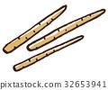 great burdock, burdock root, vegetables 32653941