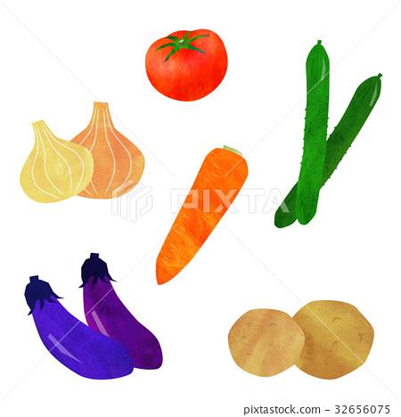 蔬菜 各种各样 西红柿 32656075