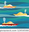 船 海 向量 32656566
