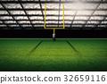 american football field goal post 32659116