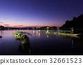 Arashiyama, togetsu bridge, morning glow 32661523
