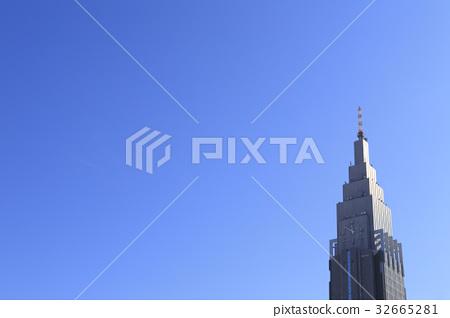 Yoyogi NTT Tower 32665281