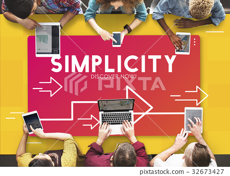 Simplicity Minimal Modern Normal Word 32673427