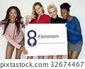 Women International Day Celebration Concept 32674467