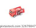 玩具 救火車 消防車 32676647