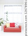 의자, 인테리어, 소파 32678961