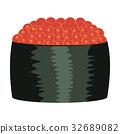 Red Caviar Maki 32689082