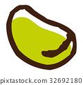 蚕豆 豆 豆子 32692180